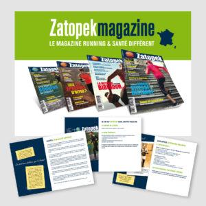 Rédaction de brochure et flyer