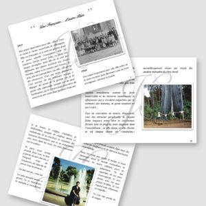 Ecrivain public - Récit de vie - Biographie
